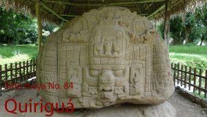Ruinas de Quiriguá, Izabal Guatemala- Parte 4